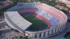 camp nou naming fc barcelone