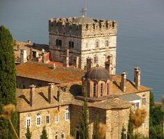 Mount Athos ( Agion Oros)