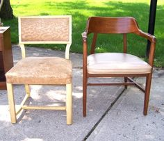 Good blog about what furniture you shouldn't pass up at sales...I love making old things pretty!