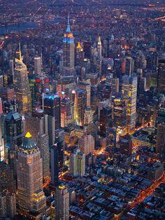 City Aesthetic, Travel Aesthetic, City Photography, Nature Photography, Places To Travel, Places To Visit, Skyline, New York Life, New York City Travel