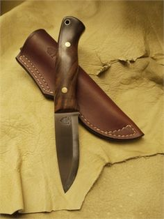 Ben Orford Handmade Bushcraft Knives and Woodcraft Knives the Trapper... about $250