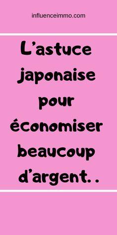 L'astuce japonaise pour économiser beaucoup d'argent. Je l'ai découvert et cela a changé ma notion de l'argent.#infleunceimmo #conseils #argent #finances #economie #money #astuces #astucesjaponaises #dinheiro #economie #economia #motivation