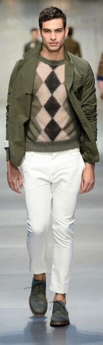 Ermanno Scervino, love this colour for a jacket.