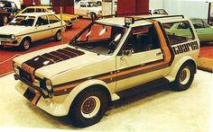 """Ford Fiesta """"Tuareg"""" concept"""