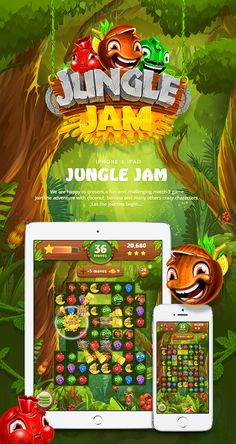 https://www.behance.net/gallery/27004565/Jungle-Jam