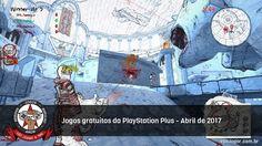 Cooperativo ou competitivo, Abril será o mês do multiplayer na lista de jogos da PlayStation Plus.  #Sony #PSPlus #PlayStationPlus #PlayStation4 #PS4 #PlayStation3 #PS3 #PlayStationVita #PSVita #VaoJogar #VideoGames #Games #InstaGames