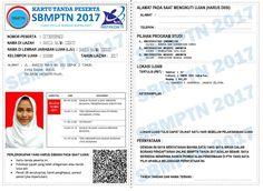 Pendaftaran Online SBMPTN 2017