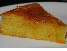 Sugar free Honey and Lemon Cake Recipe - Algarve Kitchen Angels Easy Cakes To Make, How To Make Cake, Delicious Cake Recipes, Yummy Cakes, Greek Sweets, Pastry And Bakery, Processed Sugar, Portuguese Recipes, Greek Recipes