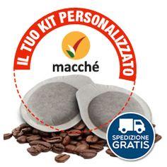 600 CIALDE MACCHÉ CAFFÉ A SCELTA