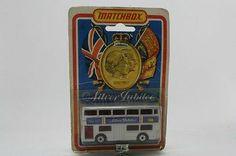 Matchbox/Lesney 17f; The Londoner Daimler Bus; Silver Jubilee 1952-1977, Boxed - http://www.matchbox-lesney.com/?p=12222
