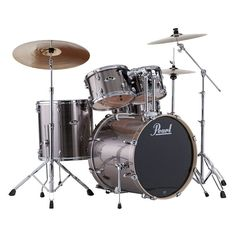 Pearl Export 5-pc. Drum Set with Hardware,