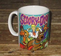 Scooby-Doo-Taza-Nueva-Colorida