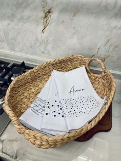 Fabric Printing, Diy Shirt, Laundry Basket, Wicker Baskets, Stencils, Prints, Home Decor, Dish Towels, Craft Ideas