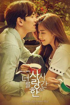 The Time We Were Not In Love (너를 사랑한 시간) (2015) Korean - Drama - Starring: Ha Ji Won and Lee Jin Wook