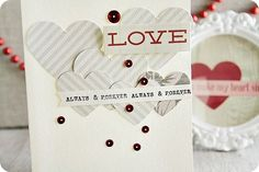layered hearts - Keisha Campbell - A Bit East - coast blog