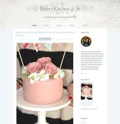 Bibby's Kitchen @ 36 Logo Design by One Part Scissors