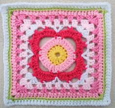 Thankful Stitches square. Free Ravelry download: http://www.ravelry.com/patterns/library/thankful-stitches---12-square