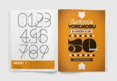 Numerografía - Wete #typography