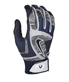 Nike MVP Edge Adult Unisex Invtedible Grip Batting Gloves Wolf Grey/College Navy/White small (*Partner Link) for sale Triangle Tattoo Design, Nike Shox Nz, Tactical Gloves, Batting Gloves, Navy And White, Hiking Boots, Running Shoes, Athletic Shoes, Baseball