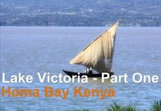 One of the primary sources of industry in Homa Bay Kenya, because of its proximity to the water is fishing. You can always expect to enjoy a meal of freshly caught fish when visiting the area.    This short video highlights the pier and bay area of Homa Bay, Kenya. You can see for this view of the busy location the industry and culture of the people.