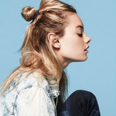 "The Half Top Knot 2014 may have been all about the high bun, but its days are numbered. ""The messy bun has been replaced by the half-up, half-down top knot, which brings a sporty feel to any look,"" explains Felix. Remind you of something you saw on an early-aughts pop star? Yeah, us too."