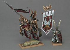warhammer high elves miniatures - Google Search