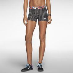 "The Nike Pro Core 3"" Zigzag Women's Shorts."