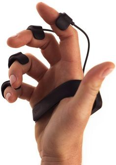 Gest | Wearable brings interaction to a whole new level. Use just your hand to control a computer instead of a mouse and a keyboard