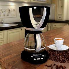 iCoffee 12-cup JetBrew Coffee Maker #Remington