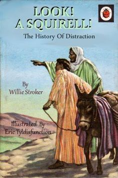 A History of Distraction