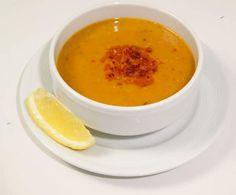 Rezept Türkische Linsensuppe Mercimek von Achim1304 - Rezept der Kategorie Suppen