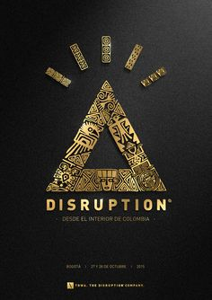 Disruption® TBWA\Colombia on Behance