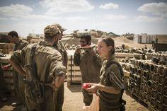Israeli soldiers #IDF #protectiveEdge