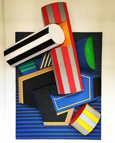 """Tivoli"" cardboard by Gabriel Pereyra"