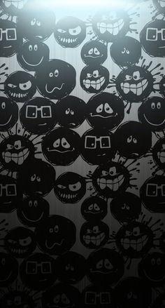 Faces wallpaper