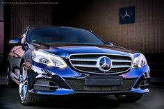 Mercedes-Benz E-Class. Photo by Royce Rumsey/Auto-Focused