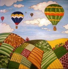 Spain ~ Ana Sánchez Marín ~ Balloons