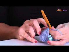 Πώς να πλέξετε κουκλάκια: Βήμα 1 - YouTube