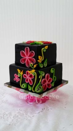 Mes gâteaux décorés ( Layer cake, Wedding cake...)