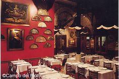 Campo Dei Fiori   o melhor restaurante italiano de Buenos Aires