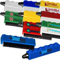 Logo Blox phone cleaner and stylus set, for more information email info@roadgearsports.com www.roadgearsports.com