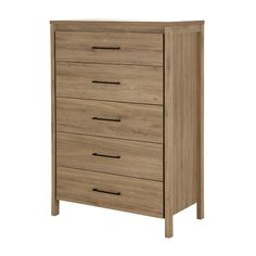 Found it at Wayfair - Gravity 5 Drawer Chest