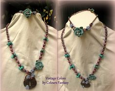 Shop powered by PrestaShop Vintage Colors, Beaded Necklace, Model, Shopping, Jewelry, Fashion, Beaded Collar, Moda, Jewlery
