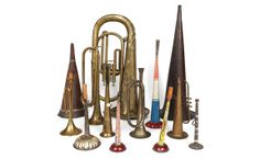 Partners & Spade Vintage Horn collection