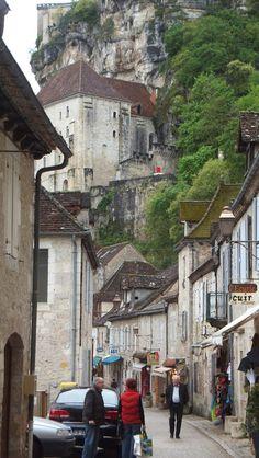 #Rocamadour #Francia #France #Blog de #Viajes #Travel elisaserendipity.blogspot.com
