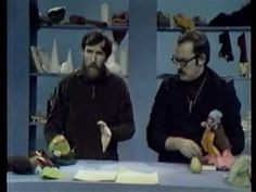 Jim Henson and Frank Oz: Chase Scene Your Smile, Make You Smile, Frank Oz, Jim Henson, Scene, Film, Movie, Film Stock, Cinema
