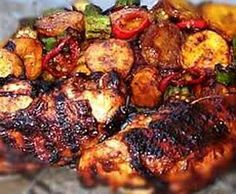 Authentic Belizean Jerk Chicken | Food & Recipes | Ambergris Caye Belize Message Board...