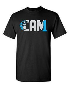 Jacted Up Tees Cam 1 - Cam Newton Carolina Panthers  T-Shirt