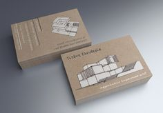 Architecture Business Card.
