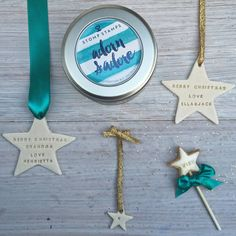 Make Your Own Personalised Decorations